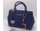 Сумка Michael Kors Sutton Tote Blue / Синяя