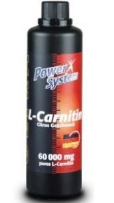 Power System L-Carnitin 60000 mg (500 ml)