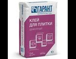 Клей для плитки Гипсополимер ГАРАНТ/25 кг