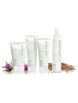 Mary Kay Botanical Effects Skin Care Set (Combination to Oily Skin)