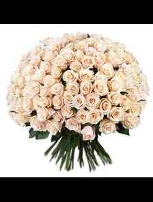 Шок!!! (201 роза) 80 см.