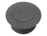 0703-0460 Drag Specialties Горловина бака  POP-UP GAS CAP VENTED BLACK