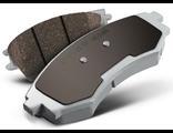 Колодки задние дисковые J3611044