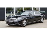 Factory armored Mercedes-Maybach S600 X222 Guard VR9, 2017 YP