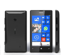 Хит❶ Корпус для Nokia Lumia 520 Black