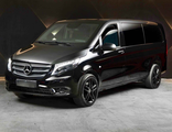 New armored van based on Mercedes-Benz Vito Tourer 119 BlueTec 4Matic B6, 2016 YP