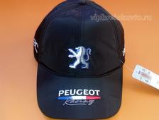 Бейсболка с логотипом PEUGEOT (зима)