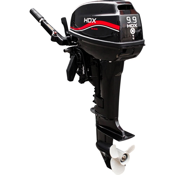 4-х тактные лодочные моторы 9.9 тесты