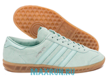 Кеды Adidas Hamburg Green