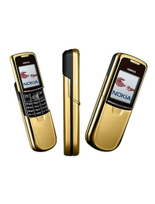 Nokia 8800 gold Edition