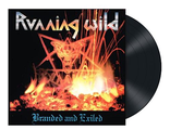 RUNNING WILD Branded and exiled LP