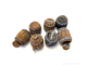 Wooden casks set (PAINTED)