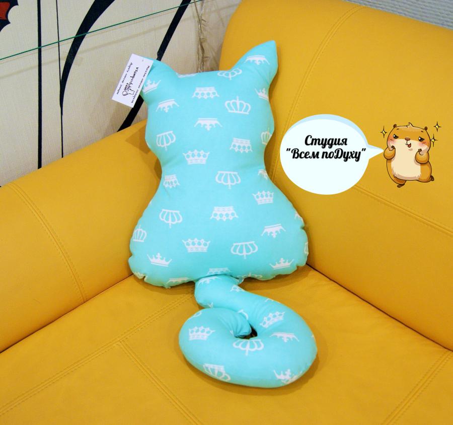 Декоративные подушки кошки своими руками выкройки фото схемы 100
