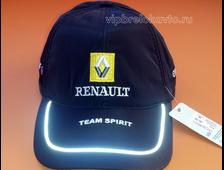 Бейсболка с логотипом RENAULT (зима)