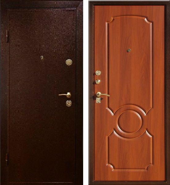 металлическая дверь магазин москва