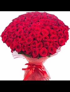 Букет 151 роза Премиум
