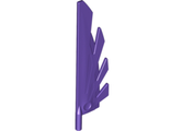 Wing 9L with Stylized Feathers, Dark Purple (11091 / 6020586)