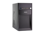 Корпус Minitower Exegate BAA-102U Black, mATX, <без БП>, 2*USB+2*USB3.0, Audio
