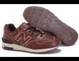 New Balance 1400 Men's кожаные коричневые (41-44)