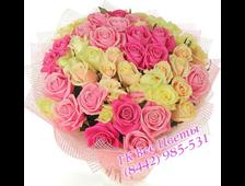 35 роз букет Нежнее Нежного