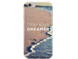 Чехол Dream on dreamer для iPhone 6 Plus/6S Plus