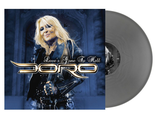 Doro Love's Gone To Hell LP silver