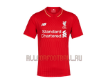 Ливерпуль домашняя футболка 2015-2016 Liverpool FC Home Kit 2015-2016