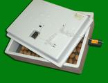 Инкубатор ИБ2НБ-3-3Ц (104 яйца, автоматический поворот яиц, 220 В, цифровой терморегулятор, решётка для куриных яиц в комплекте)