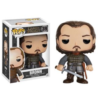Funko Pop! Game of Thrones - Bronn | Фанко Поп! Игра Престолов - Бронн