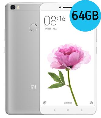 Смартфон Mi MAX 3/64 gray