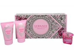 Versace Bright Crystal Absolu Женский набор