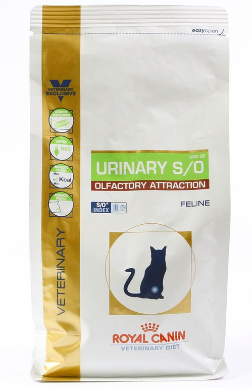Корм royal canin urinary feline olfactory attraction