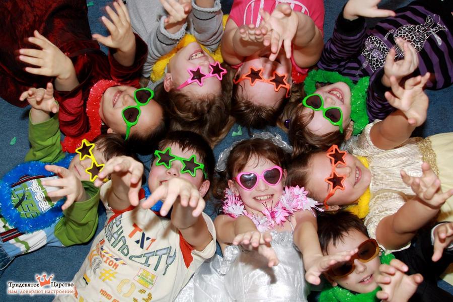 Конкурсы на вечеринках с детьми