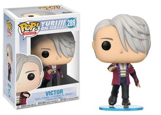 Фигурка Funko POP! Vinyl: Yuri on Ice: Victor Skate Wear