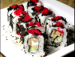 Суши - ролл Сакура суши-бар Сушелия Северодонецк. Доставка суши на дом. http://susheliya.lg.ua/