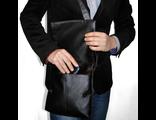 Сумки мужские планшеты через плечо, деловые портфели недорого