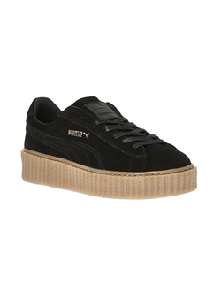 Puma by Rihanna creeper чёрные