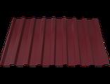 Профнастил С-20 RAL3005 (1145/1100)
