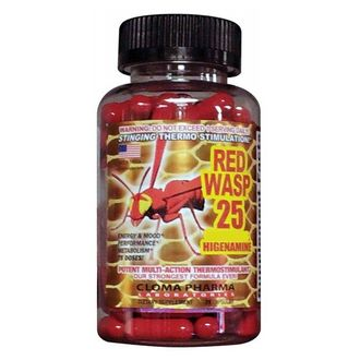 (Cloma Pharma) Red Wasp 25 - (75 капс)