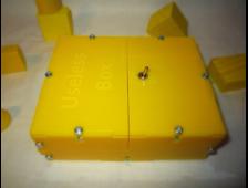 Useless Box (желтая,собранная)