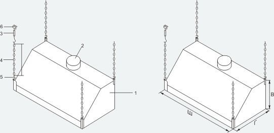 Как сделать вытяжной зонт своими руками из металла