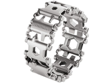 стальной браслет, тактический, мультитул, на руку,  LEATHERMAN TREAD, multitool bracelet, инструмент