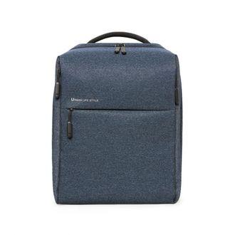 Рюкзак Xiaomi minimalist Urban Backpack синий