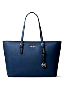 Сумка Michael Kors Jet Set Travel Blue / Синяя