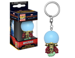 Брелок Funko Pocket POP! Keychain: Marvel: Spider-Man: Far From Home: Mysterio