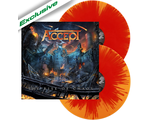 ACCEPT The rise of chaos 2LP splatter