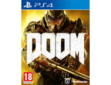 Диск Sony PS4 Doom