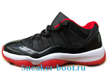 Nike Air Jordan Retro XI Bred High черные
