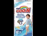 Трусики GooN / Гун  BIG(12-20 кг- 38 шт (мальчик)