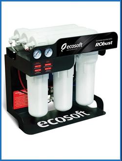 Коммерческий обратный осмос Ecosoft